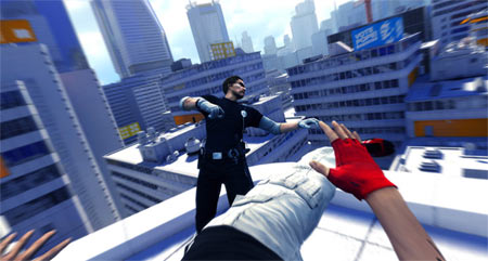 mirrors edge cqc