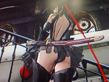 bayonetta unlockable costume