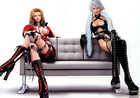 dead or alive unlockable costumes