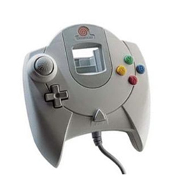 dreamcast ps3 xbox 360 controller
