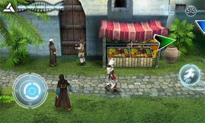 windows phone 7 assassins creed