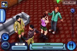 windows phone 7 sims 3