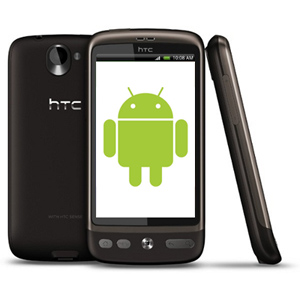 android htc mobile phone