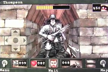 wolfenstein rpg android phone