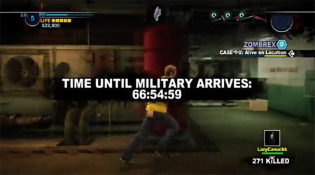 dead rising 2 time limit