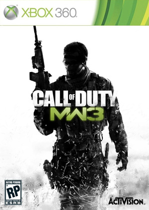 modern warfare 3 pre owned 360