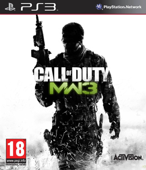 modern warfare 3 ps3 pre owned