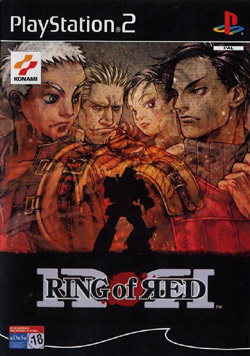 ring of red ps2 classics
