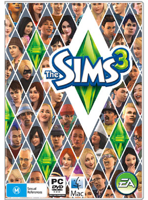 sims 3 pre owned pc