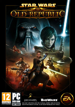 star wars the old republic pre owned pc