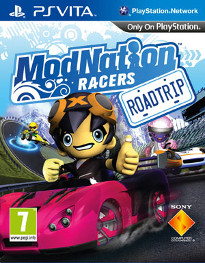 modnation racers road trip pre owned
