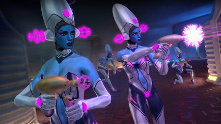 saints row third gangstas in space babes