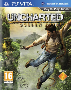 uncharted golden abyss psvita pre owned