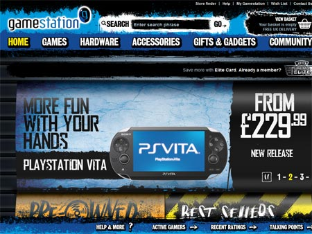 gamestation website