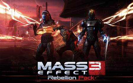 mass effect 3 multiplayer rebellion dlc