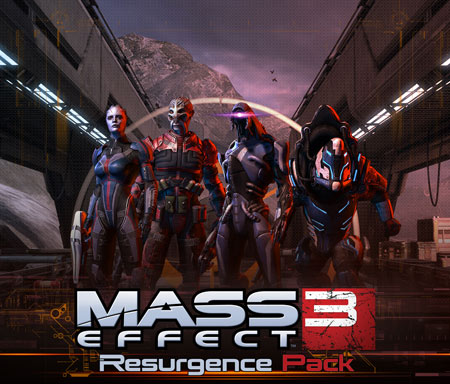 mass effect 3 multiplayer resurgence dlc