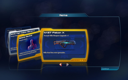 mass effect 3 multiplayer upgrades