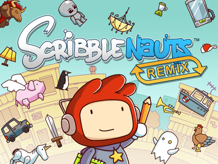 scribblenauts remix android phone