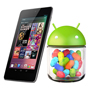 Nexus 7 – 4.1: Jelly Bean