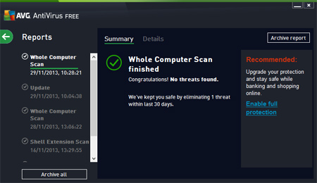 avg antivirus hd vs ssd