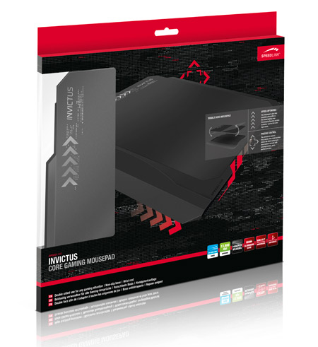 invictus core gaming mousepad