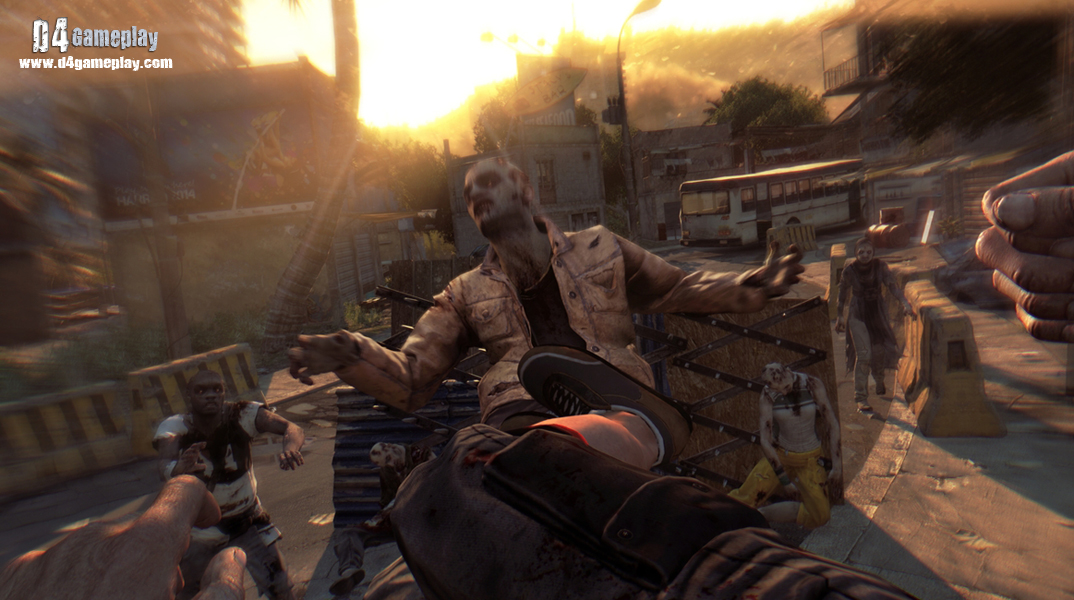 ���� ��� Dying Light Gameplay