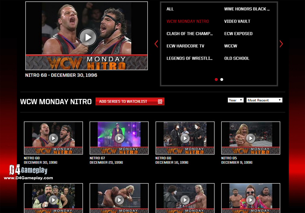 how to get wwe network on tv