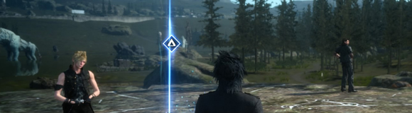 Final Fantasy XV Demo – Camping: The evolution of the Tent