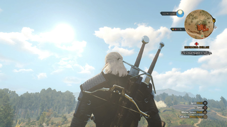 Witcher 3 game plus mode