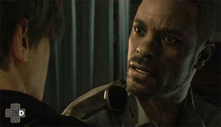 re2 remake character intensity