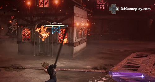 ff7 remake what elements against hell house