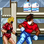 Retro Beat-em-up ad is the best social distancing promo we've seen