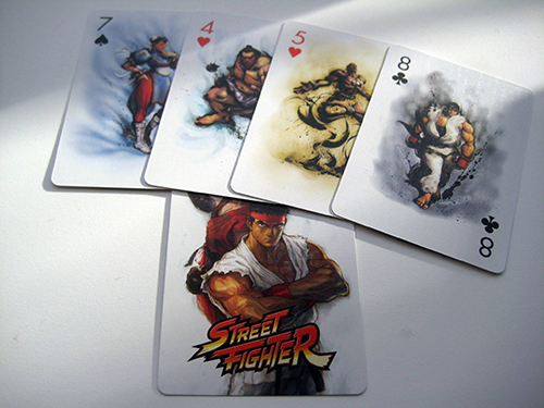 buy street fighter playing cards preview