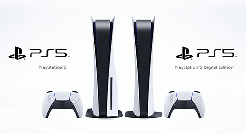 buying a ps5 console