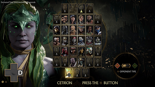 mk 11 update characters PS5