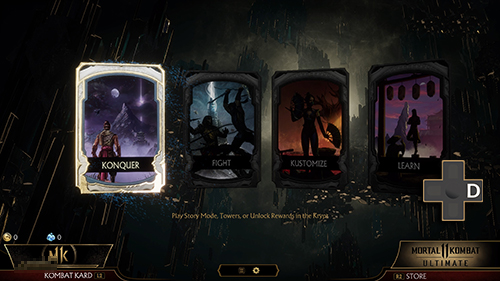 mk 11 ultimate edition from standard