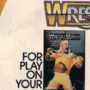 WWF – Retro Game Ads